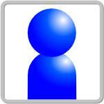 No Image (Blue)
